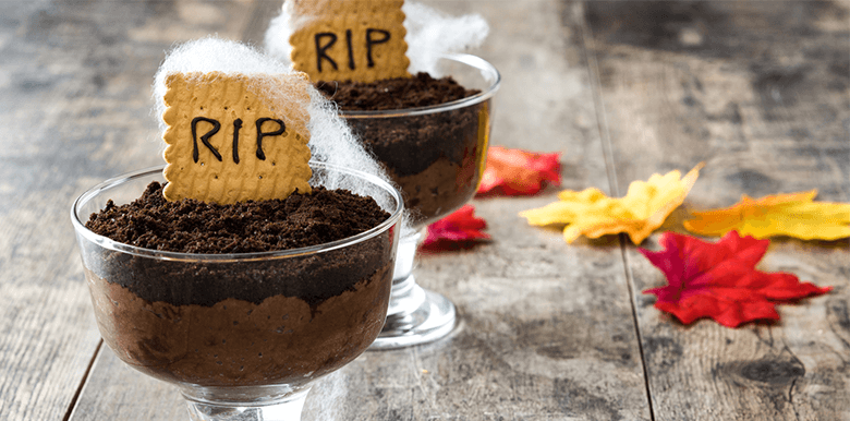 Sélection de recettes pour Halloween
