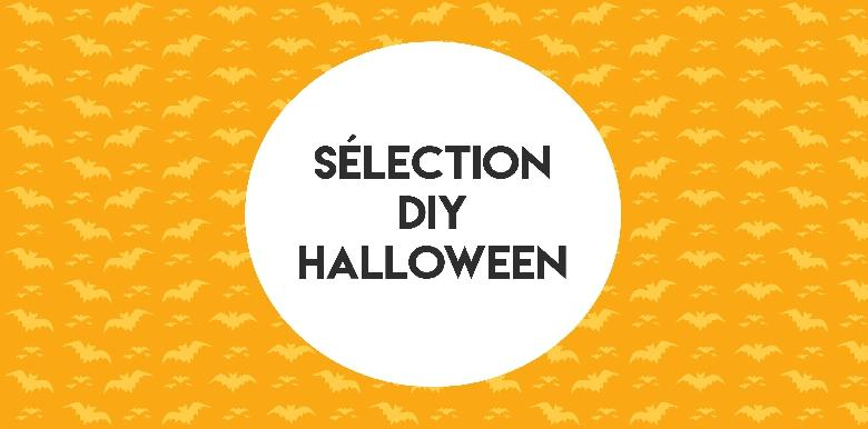 Sélection de DIY Halloween