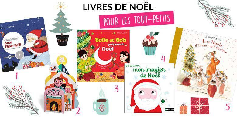 5 livres pour faire vivre la magie de Noël