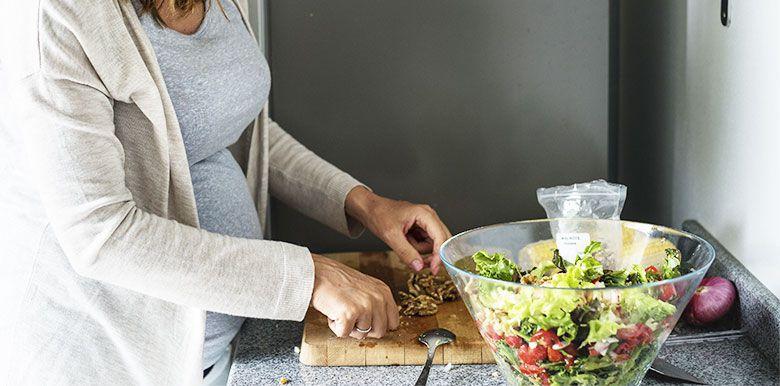 Astuces pour bien manger enceinte
