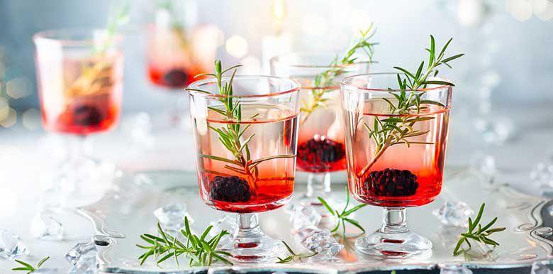 Recette : cocktails de Noël sans alcool
