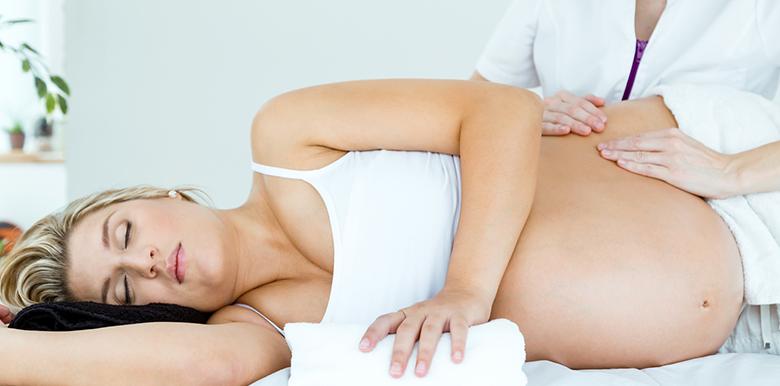 Grossesse et ostéopathie : le duo gagnant
