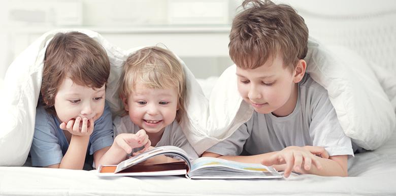 5 conseils pour bien choisir les tout-premiers livres de bébé