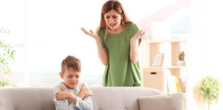 Arrêter de crier après les enfants : c'est possible !