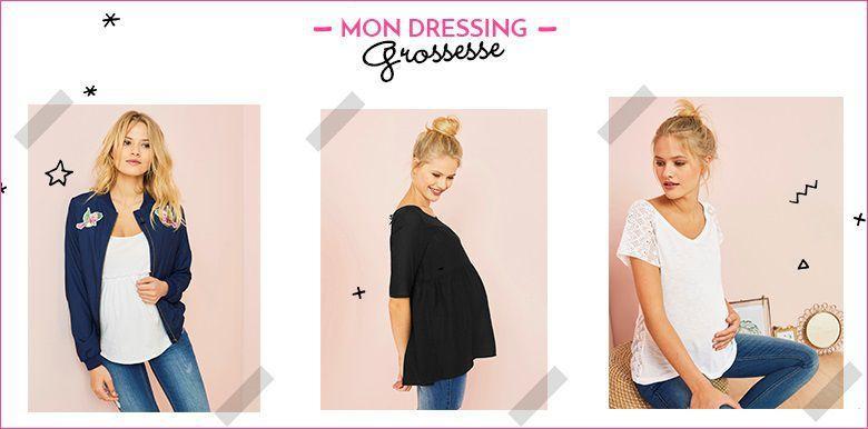 Les indispensables de votre dressing grossesse