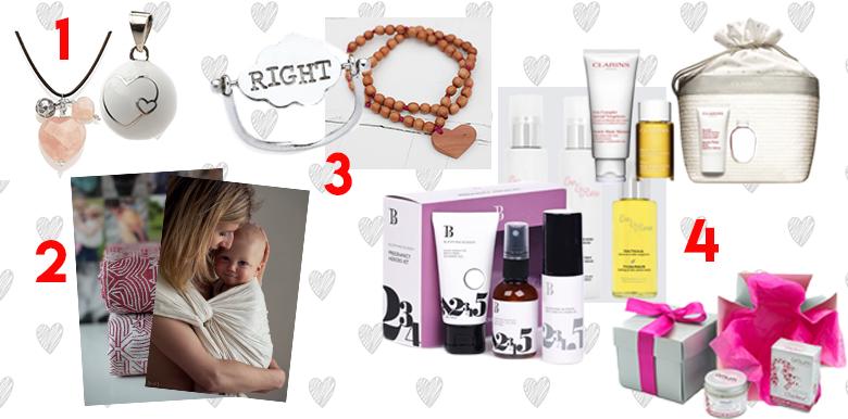 Saint-Valentin : des idées de cadeaux pour femme enceinte