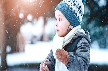Image d'illustration pour l'article : Partir à la neige avec bébé : quelles sont les précautions à prendre ?