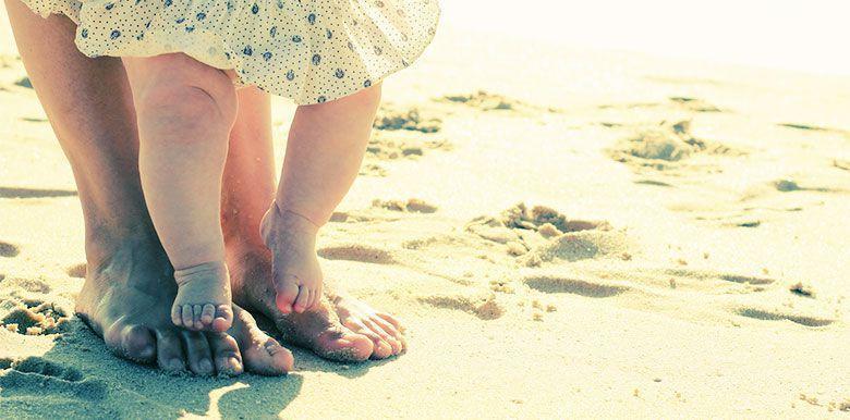 La liste : Tout ce qu'il faut emporter en vacances avec bébé !