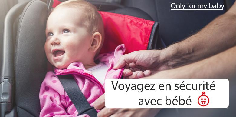 La sécurité en voiture : nos conseils pour une bonne utilisation des sièges auto