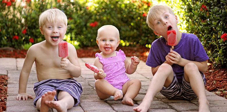 L'enfant du milieu : comment l'aider à trouver sa place