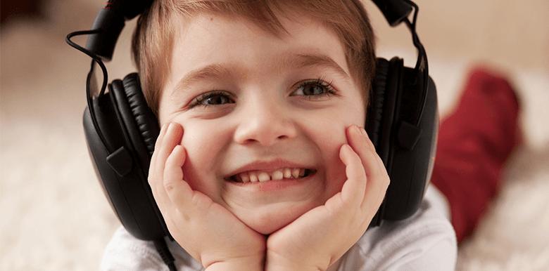 Les chansons à faire découvrir aux enfants