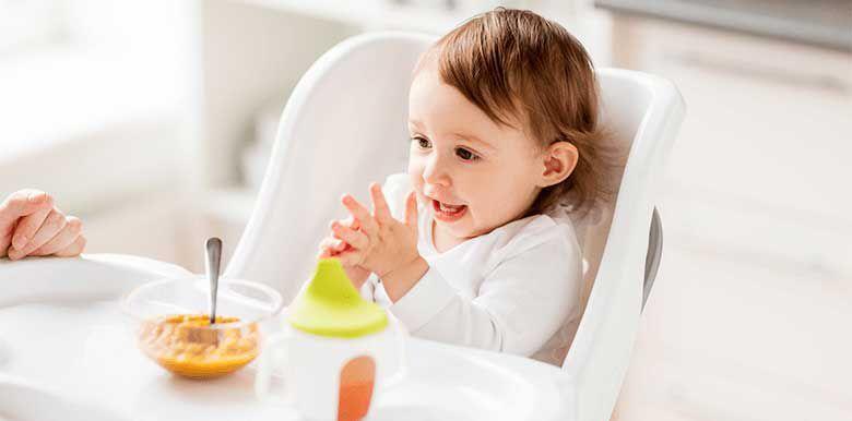 L'alimentation spécifique des enfants de moins de 3 ans
