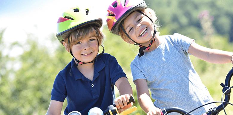 La montagne en été : paradis des enfants