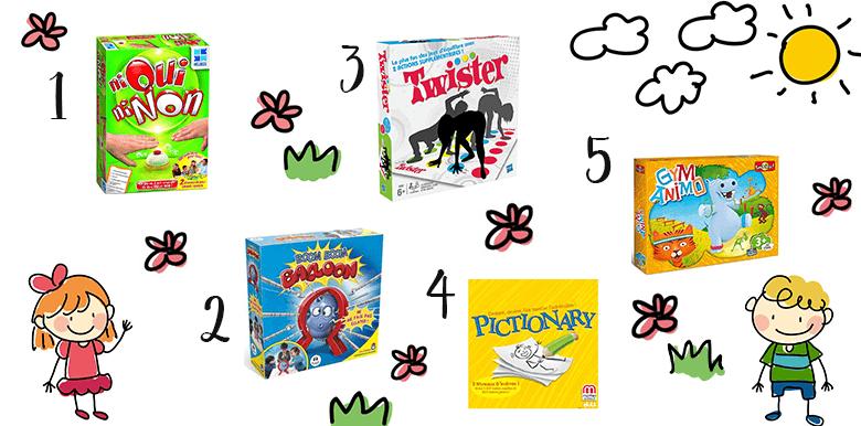 S'amuser en famille : notre sélection de jeux chouchous !