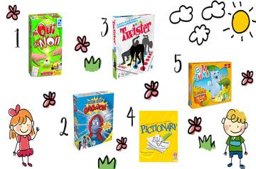Image d'illustration pour l'article : S'amuser en famille : notre sélection de jeux chouchous !