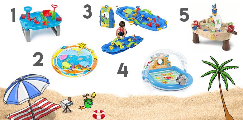 Jeux d'eau : notre sélection !