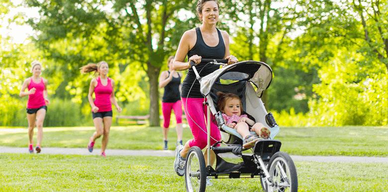 Quel sport faire avec bébé ?