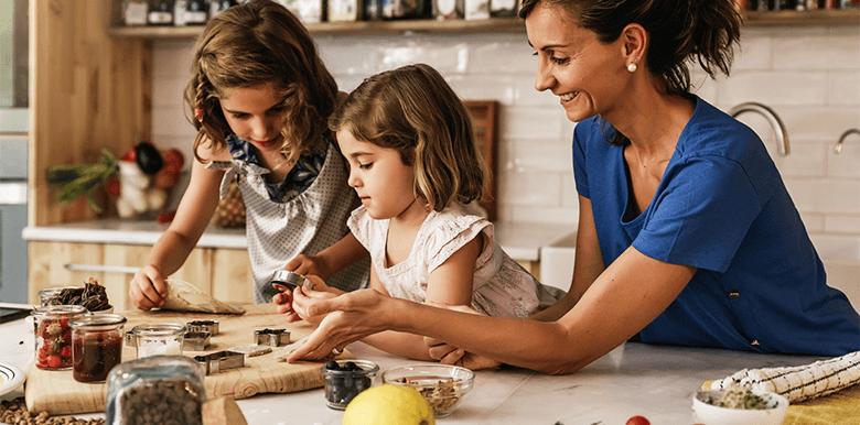 Faire la cuisine avec son enfant