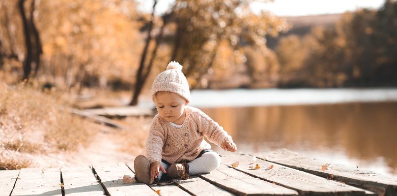 Préparer votre bébé à l'automne