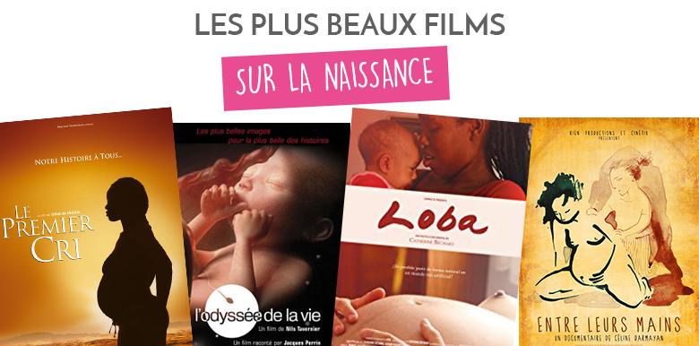 Les plus beaux films sur la naissance