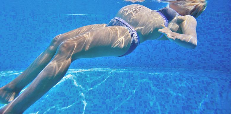 Du sport en douceur : l'aqua yoga