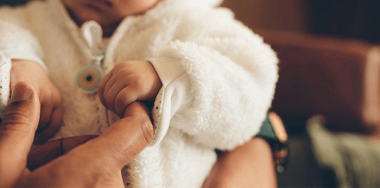 Quand le papa ne s'occupe pas beaucoup du bébé