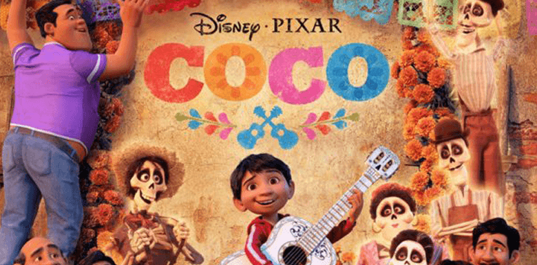 On a vu Coco, le dernier film de Disney / Pixar