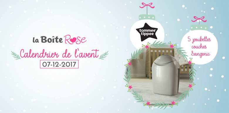 5 poubelles à couches Tommee Tippee