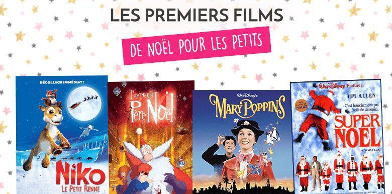 Les premiers films de Noël pour les petits