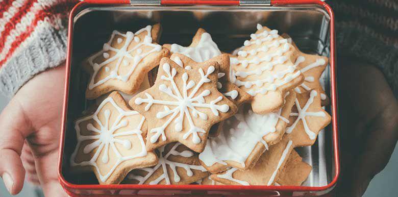 Atelier sablés de Noël