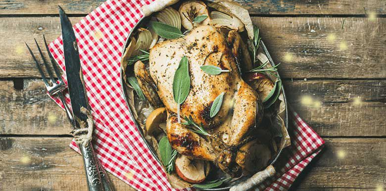 Des idées de repas responsables et pas trop cher pour Noël