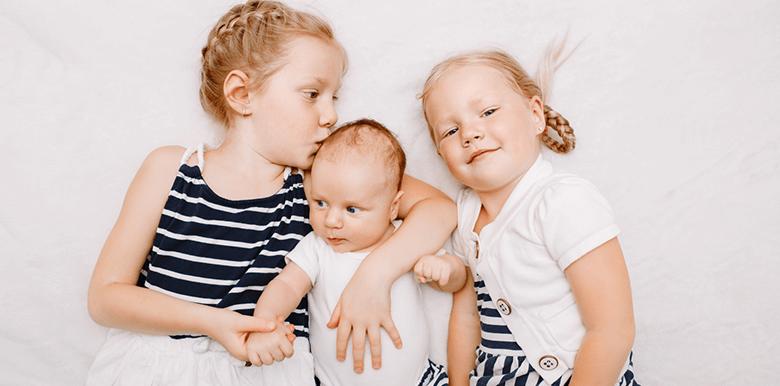 Passer de deux à trois enfants