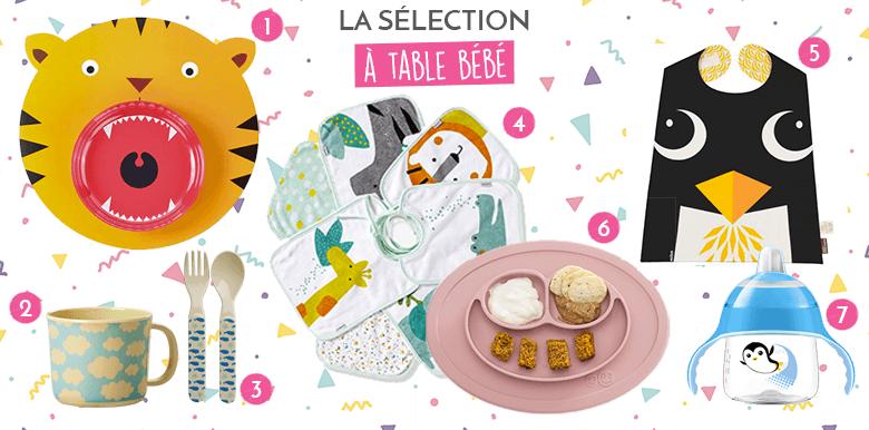 Selection à Table !