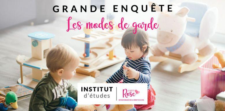 Modes de garde : Etude sur les choix des parents