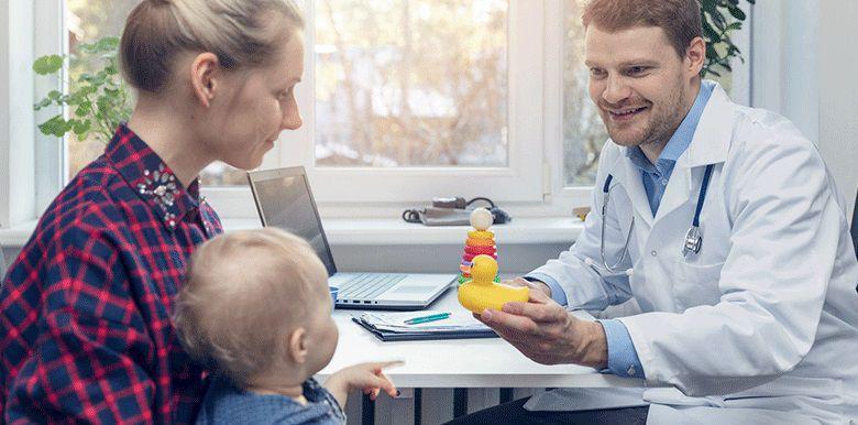 Prématurité, quel suivi quand bébé grandit ?