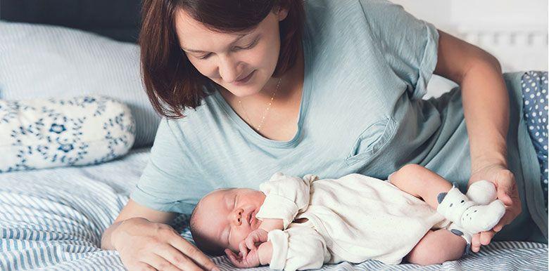 Devenir maman : semaine 2