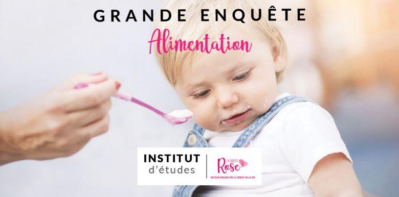 Alimentation : un bébé bien dans son assiette