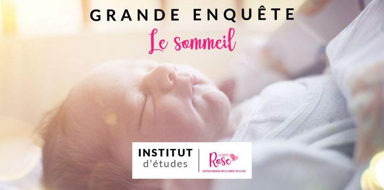 Etude : le sommeil, une question cruciale pour les mamans avant et surtout après la naissance