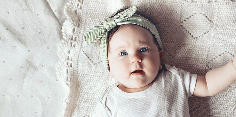 Mon bébé a 8 semaines