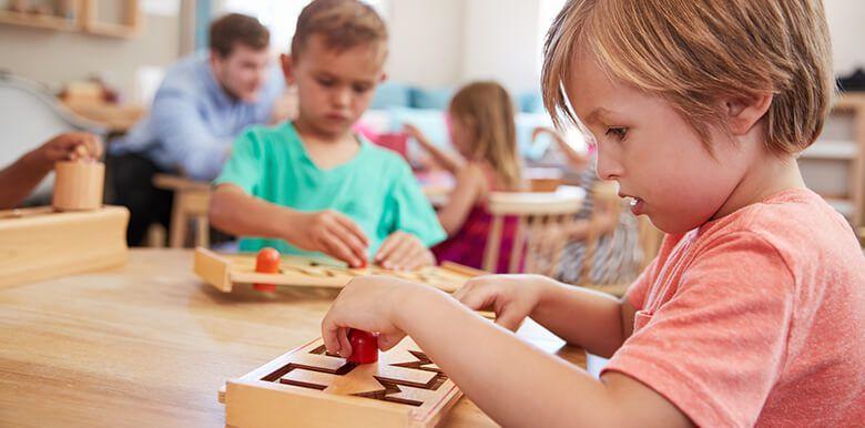 Les écoles Montessori : c'est quoi ?