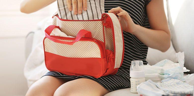Comment préparer son sac pour la crèche ou la nounou ?