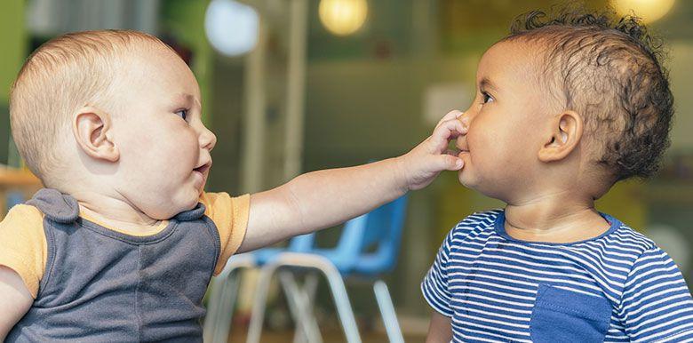 Comment enseigner l'empathie aux tout-petits ?