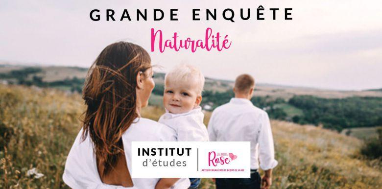 Etude : naturalité et consommation chez les futures et jeunes mamans