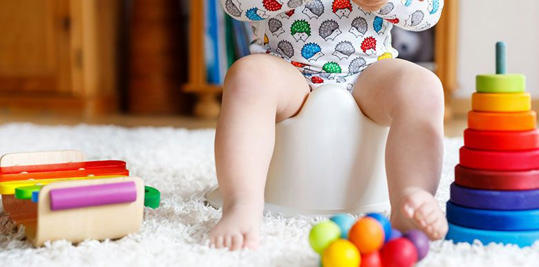 Comment savoir si bébé est prêt à arrêter les couches ?