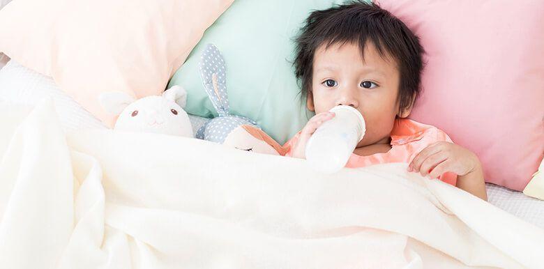 Alimentation de bébé : quel lait après 12 mois ?