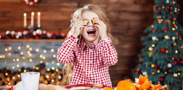 Noël : le repas de fête des enfants
