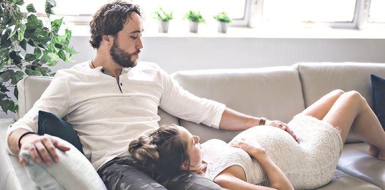 Futur papa : il a peur de devenir père