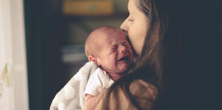 Tout savoir sur les coliques du nourrisson