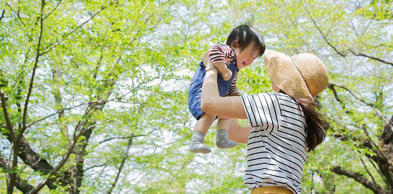 Des idées de sorties à faire avec bébé