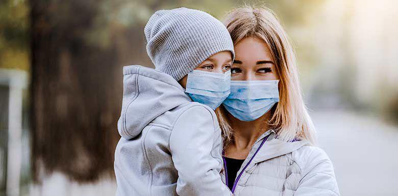 coronavirus enfants enfant risques dangers symptômes soigner